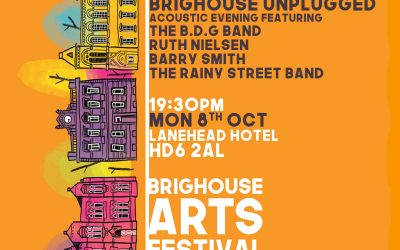 Brighouse Unplugged – Acoustic Night