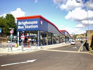 Brighouse Bus Station