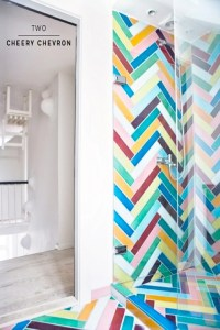 Seven Amazingly Colourful Shower Room Ideas - Bright ...