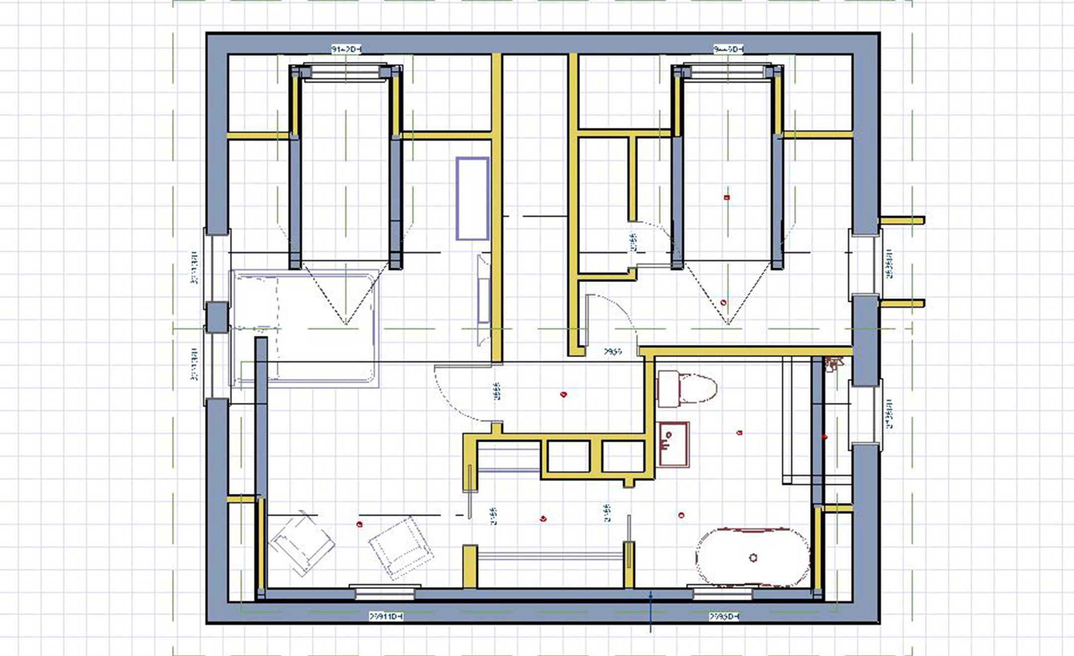 Fresh floor plans with pictures house floor ideas for Beach house designs living upstairs