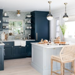 Latest Colors For Living Rooms Farmhouse Chic Room Our Beach House Kitchen: The Reveal - Bright Bazaar By ...