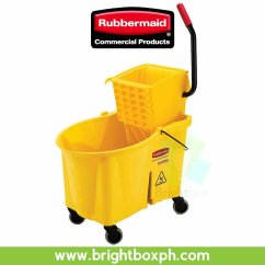 Rubbermaid High Chair Philippines Isokinetic Ball Mop Squeezer Side Press Brightbox Enterprises Combo