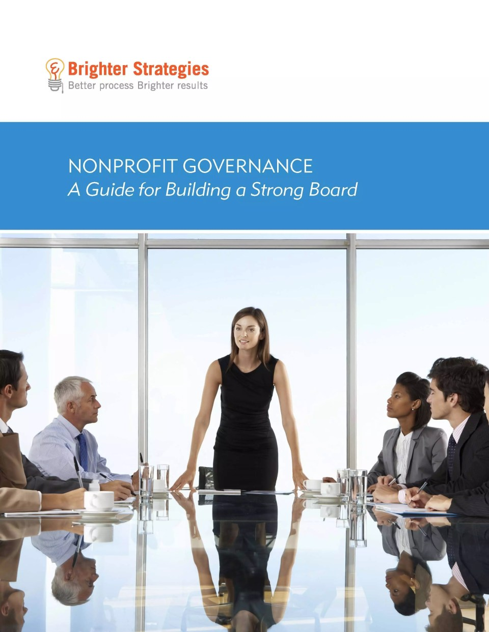 Non-Profit Governance: A Guide for Building a Strong Board eBook