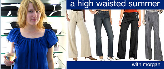 0f2230c769 I'm well aware of the fear (and let's not forget hatred!) some people  harbor towards high-waisted pants, and I totally understand – the look is  the ...