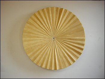 An untitled work made of wood, putty and beeswax by Mary Early, Copyright Mary Early, courtesy Of Hemphill Fine Arts