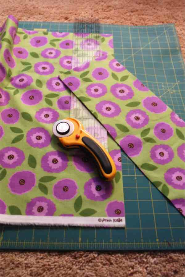How to Make a Flannel Strip Quilt