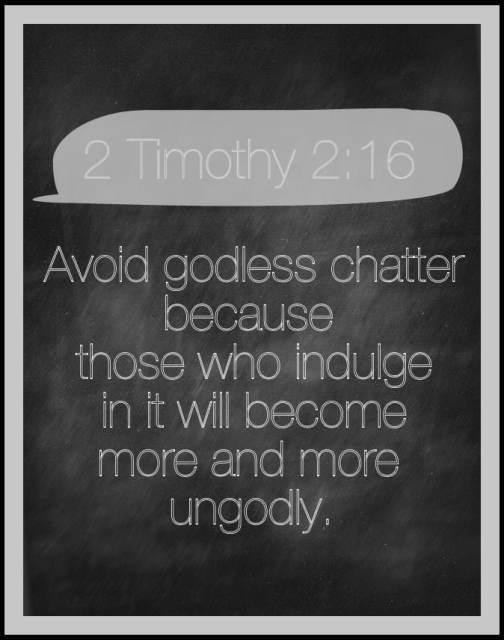 Chalkboard Free Printable Bible Verse