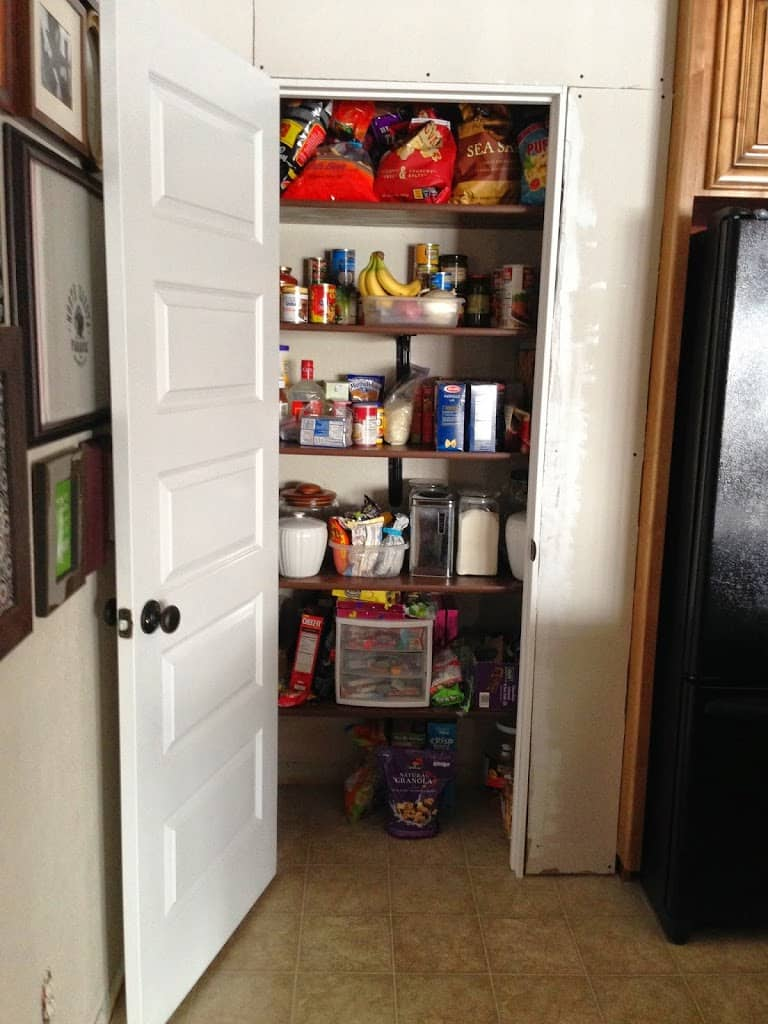 kitchen garbage can storage new york city hotels with kitchens building pantry on a budget