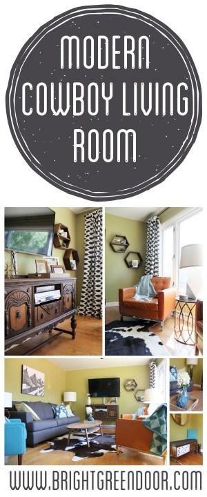 cowboy living room ideas factory direct furniture modern bright green door decor
