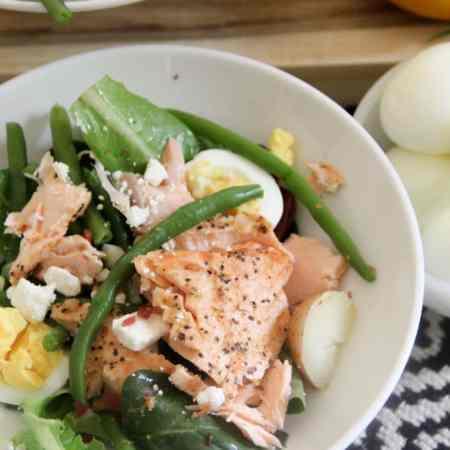 Potato, Egg, and Green Bean Salad