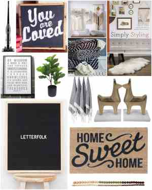 BrightGreenDoor Gift Guide for the Home