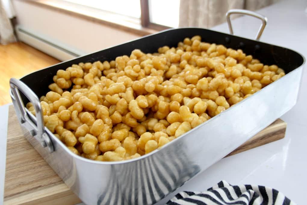 How to Make Caramel Puff Corn