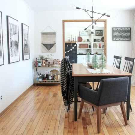 Modern Scandinavian Dining Room