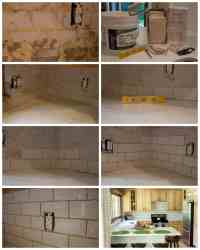 Remove Tile Backsplash On Drywall