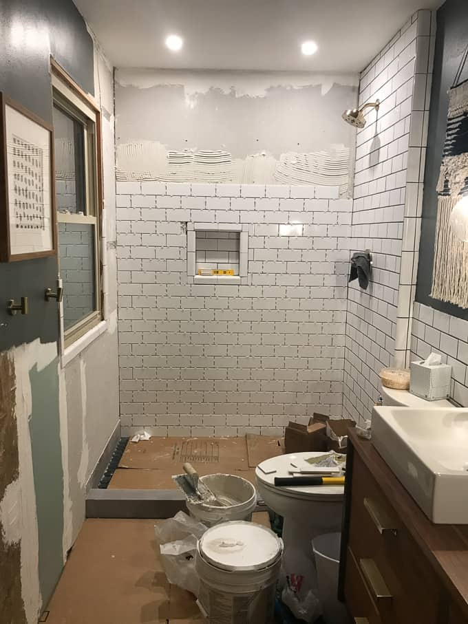 title | Bathroom With Subway Tile