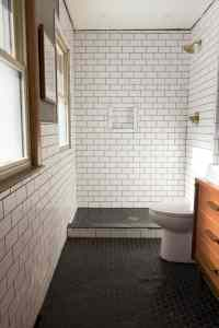 Modern Bathroom Subway Tile | www.pixshark.com - Images ...
