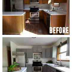 Kitchen Updates Cleaning Floors Affordable In A Weekend Bright Green Door How To Update