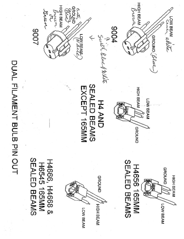 h6545 headlight wiring diagram - ydfhoekdnigdehaberinfo \u2022 - 1935 ford  wiring diagram