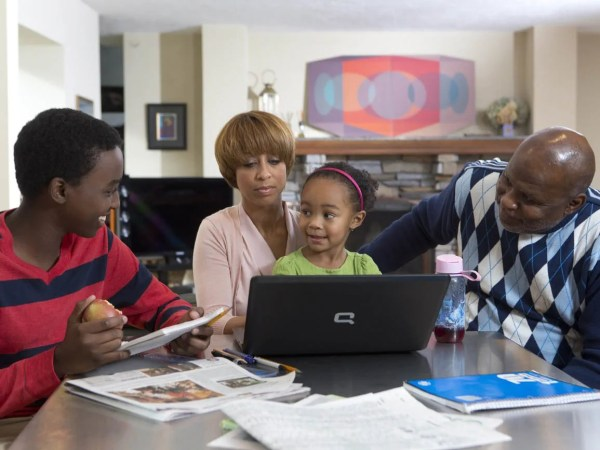 Children And Technology Education Learning Home