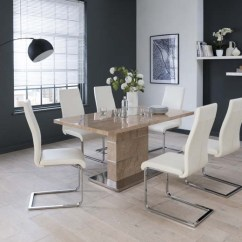 Dining Chair Seat Cover Material Desk Pad Rimini | Brighthouse