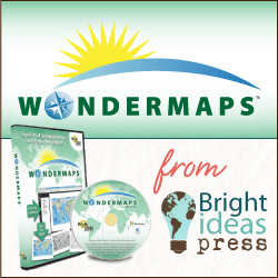 WonderMaps by Bright Ideas Press