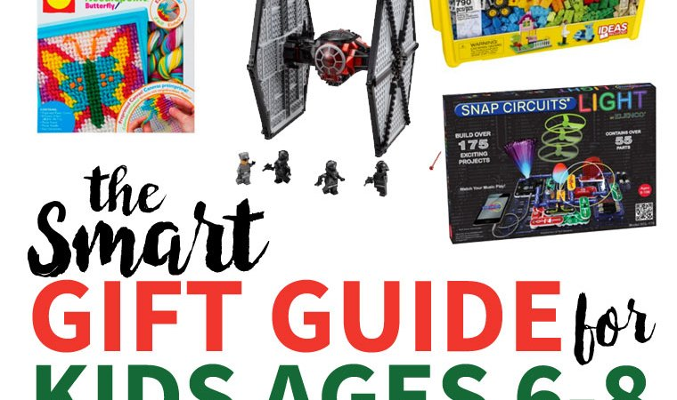 The Unplugged Gift Guide for 6-8 Year Olds