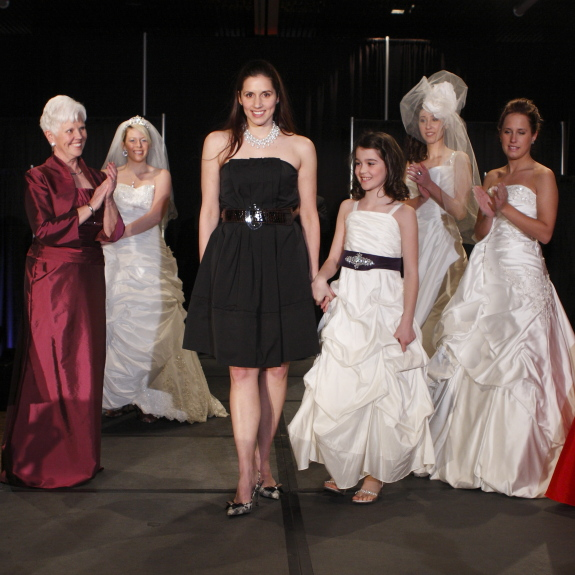 Extravagownza Bridal Show Renee Levesque in Ottawa