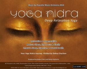 yoga nidra cd image