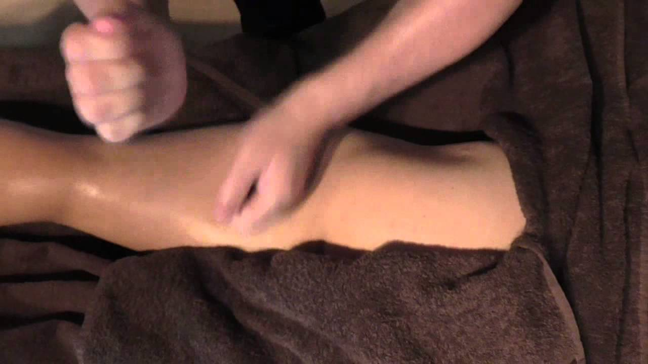 Basic Gluteal Massage Demonstration by Brighton Holistics