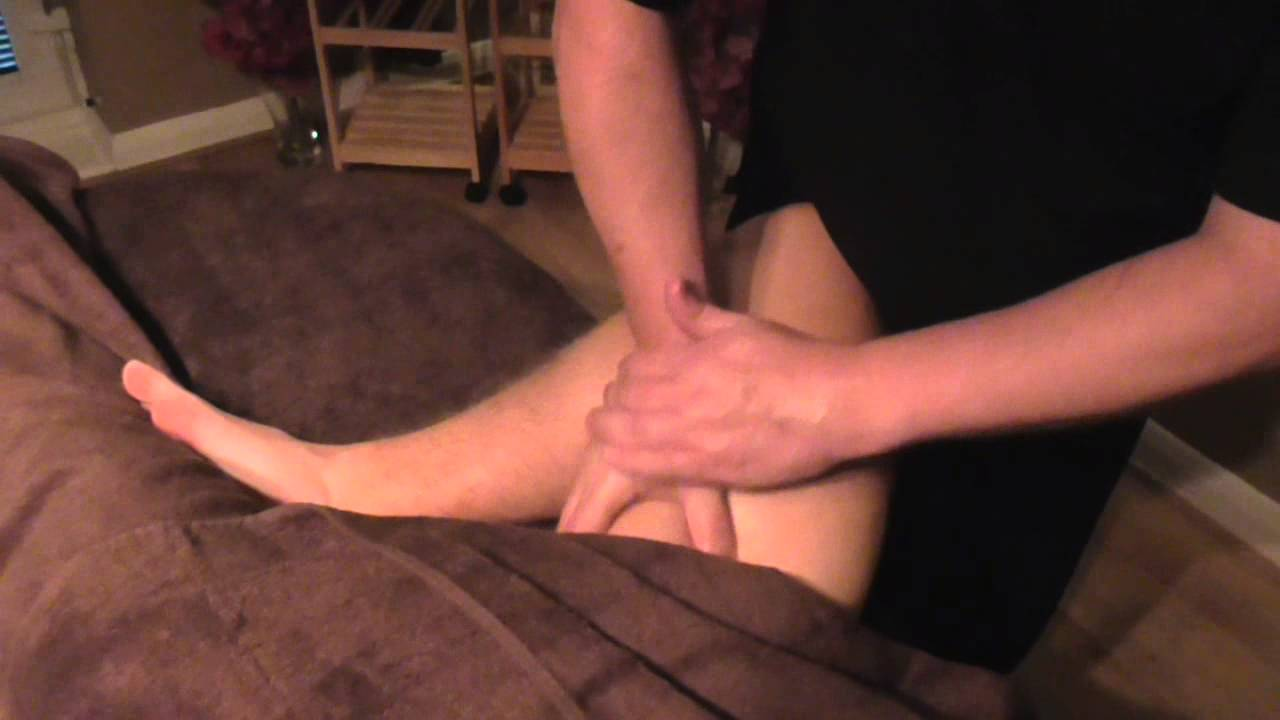 Basic Leg Stretches Demonstration by Brighton Holistics