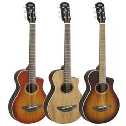 Brighton Music Center Yamaha Apxt2ew 3 4 Apx Thinline A E Cutaway Guitar