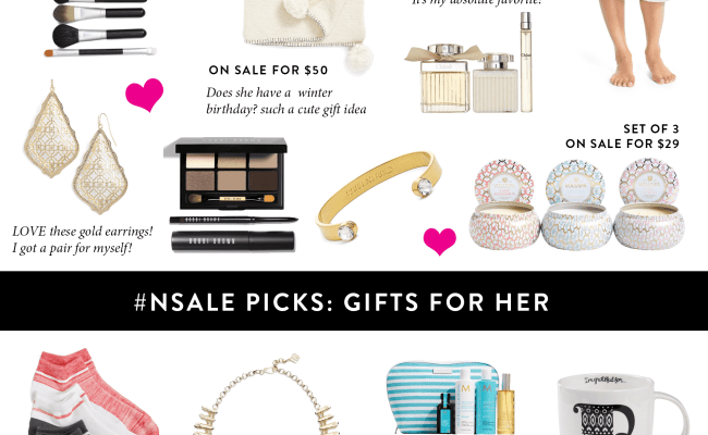 Nsale Gifts For Her To Buy During The Nordstrom