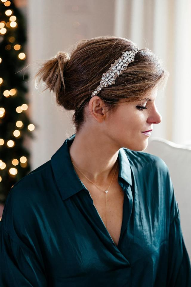 6 easy holiday hairstyles • brightontheday