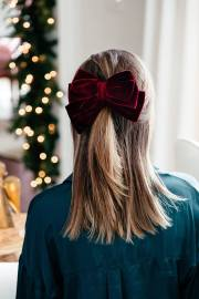 6 easy holiday hairstyles brightontheday