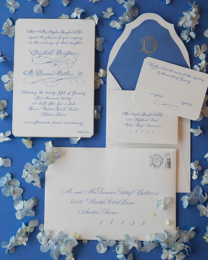 Our Wedding Invitations Brightontheday