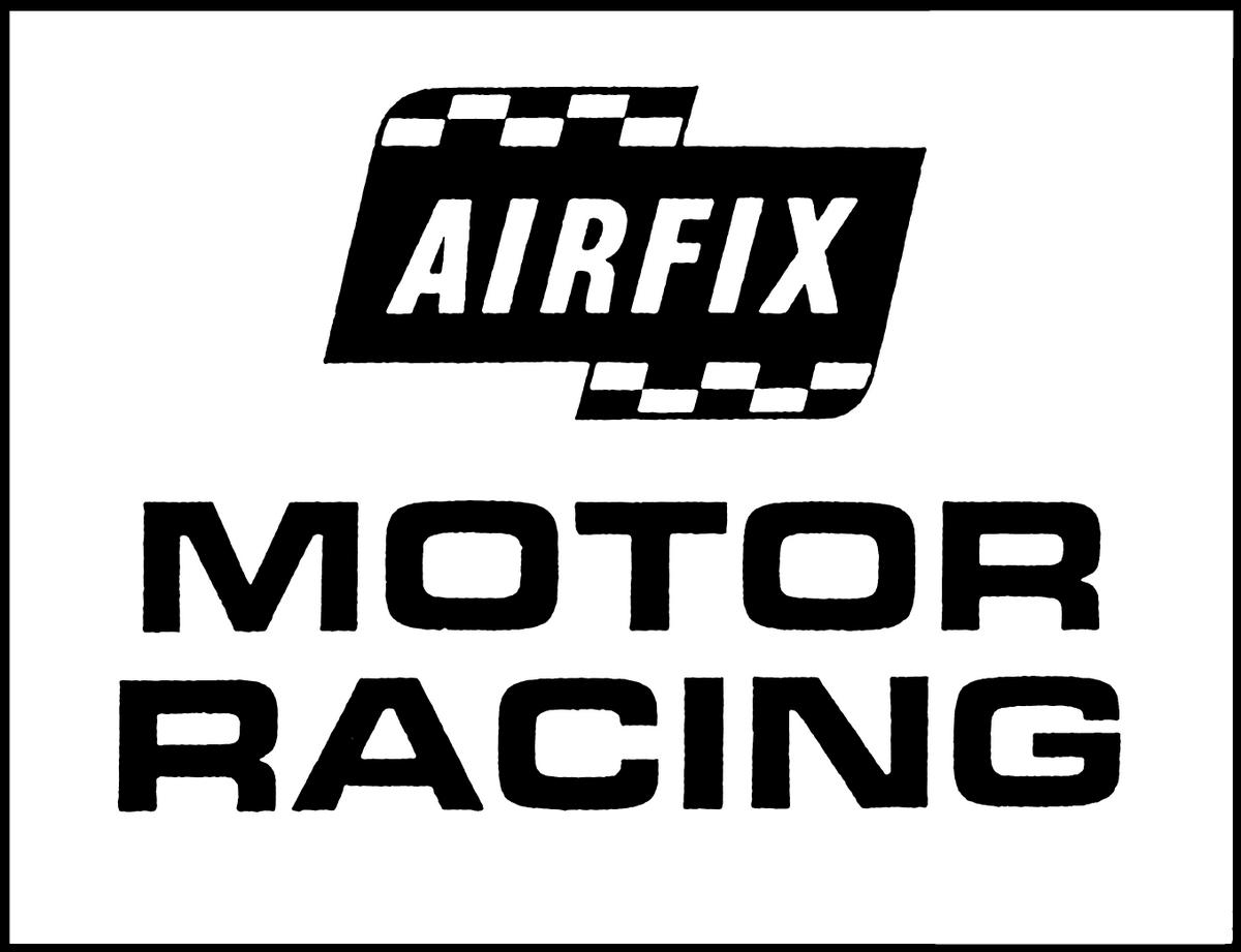 Airfix Motor Racing Motorace Slotcar System
