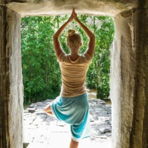 Yoga classes in Brighton