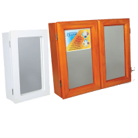 Denver Mirror Bathroom Cabinets