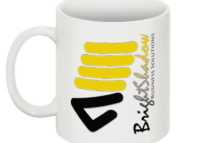 Printed mugs and other give-aways
