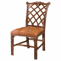 Rustic Dining Chairs Uk Pro Gaming A Mahogany Side Chair From
