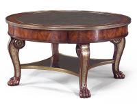 Eglomise coffee table, Coffee tables from Brights of Nettlebed