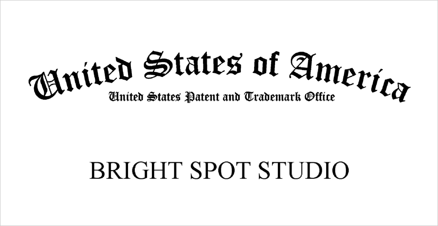 Bright Spot Studio registered trademark