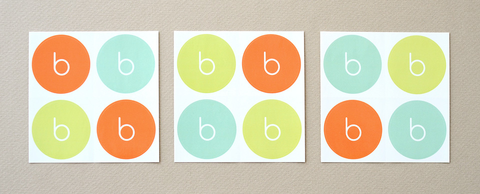Bright Spot Studio stickers by Tippi Thole