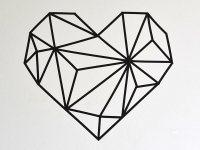 Simple Geometric Line Art