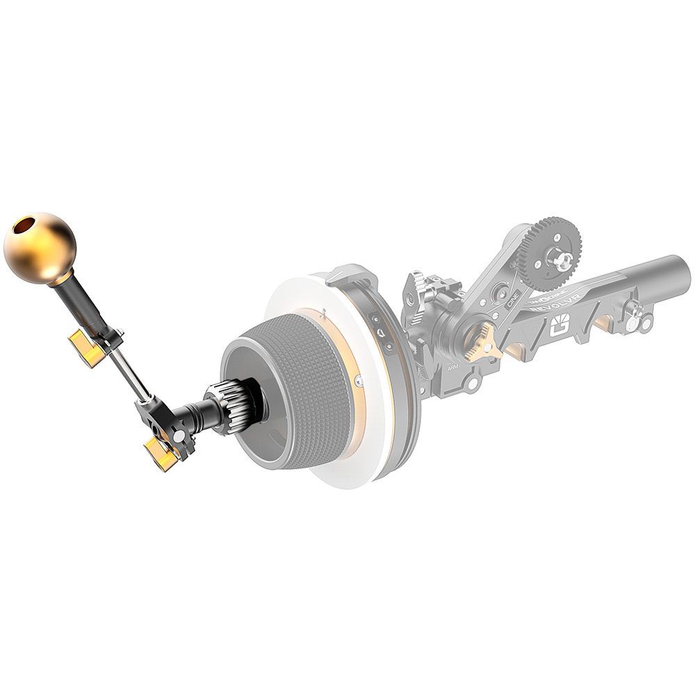 B2000.1007 Speed crank Revolvr Extended