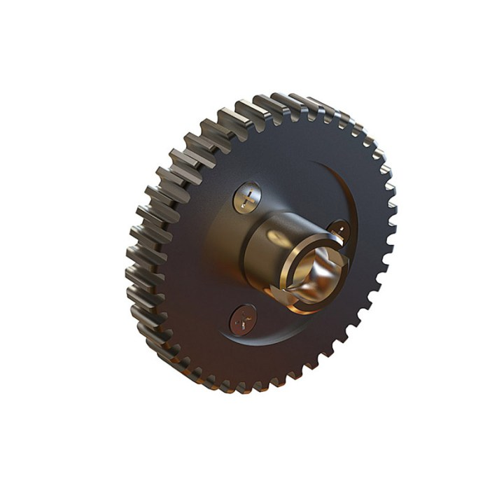 B2000.1012 Gear 0.8 43 Tooth 6mm Face 1