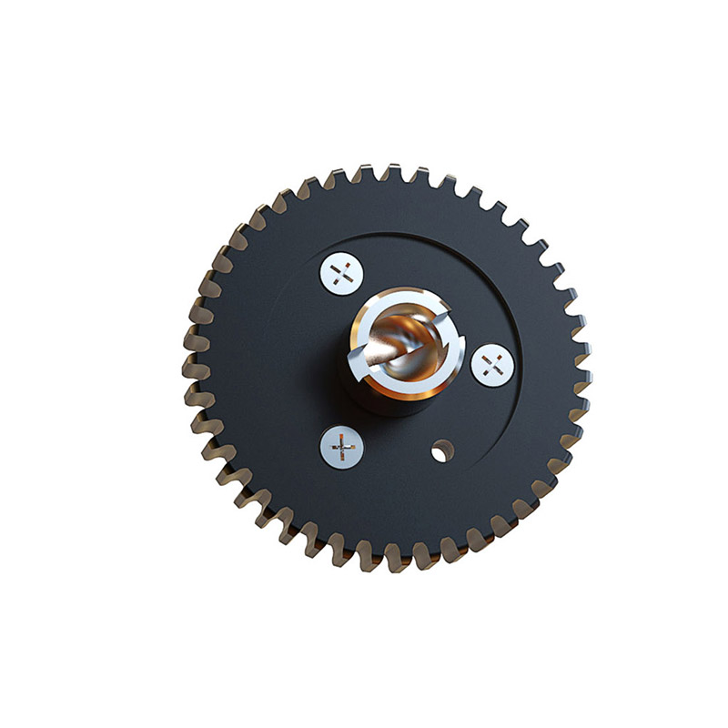 B2000.1012 Gear 0.8 43 Tooth 6mm Face 2