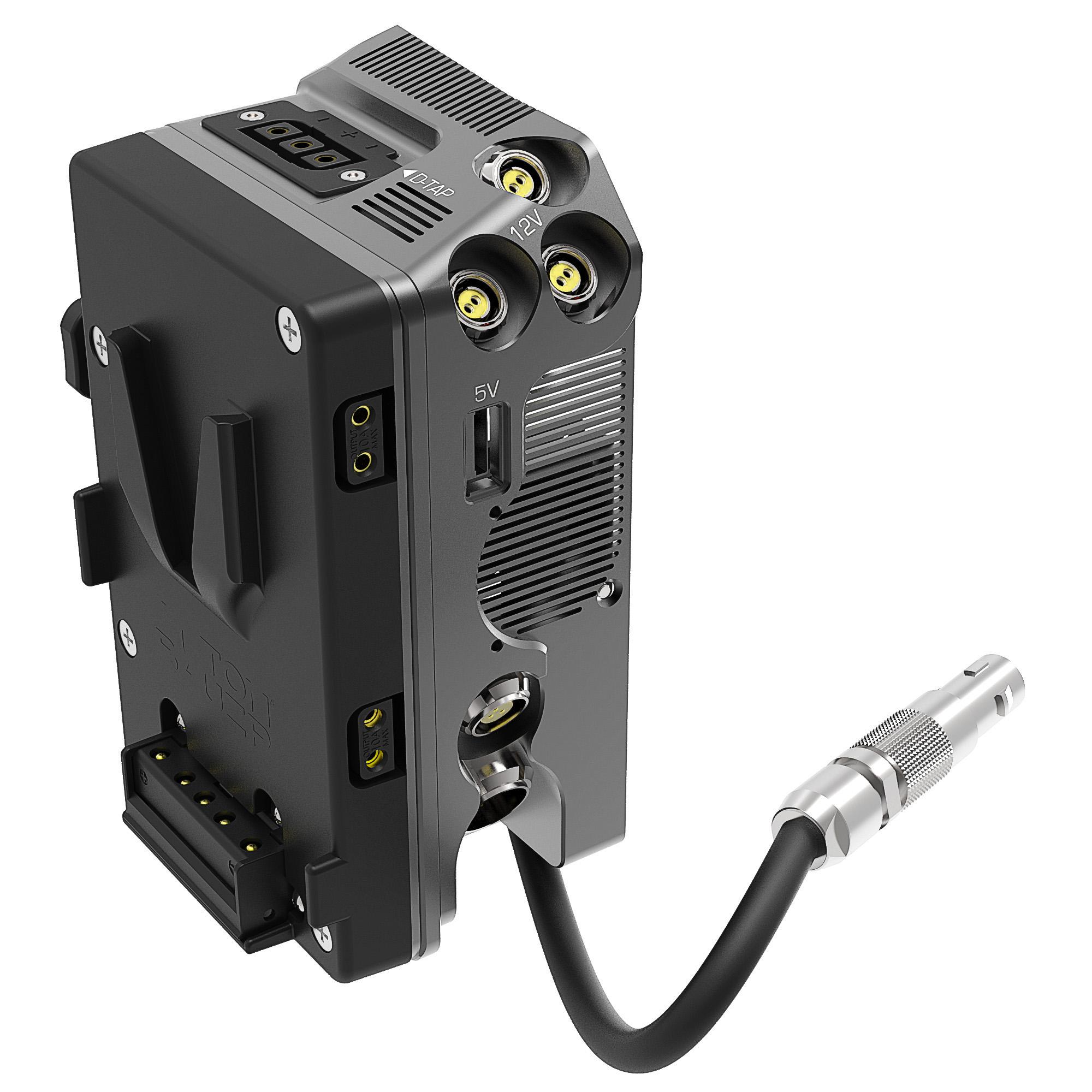 B4001.1002 Alexa Mini Power Distribution Module V Mount 2