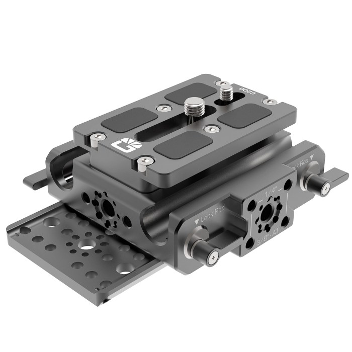 B4005.0001 Canon C200 LWS sliding Baseplate 3 1
