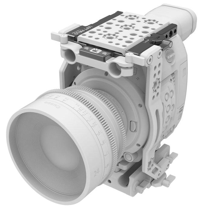 B4005.1002 Canon C200 sliding Topplate Core 5